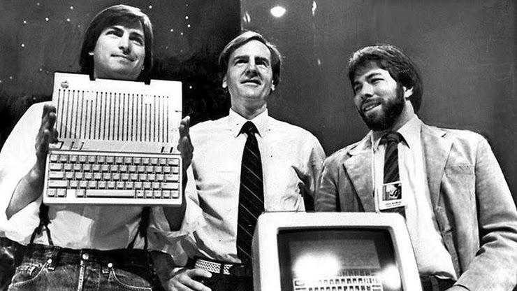 Начало компании Apple