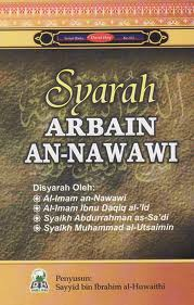 DOWNLOAD EBOOK SYARAH ARBA'IN NAWAWI