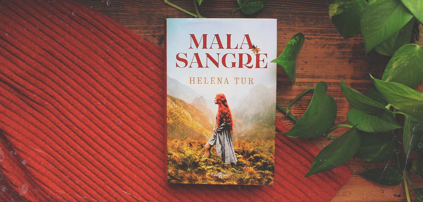Malasangre · Helena Tur