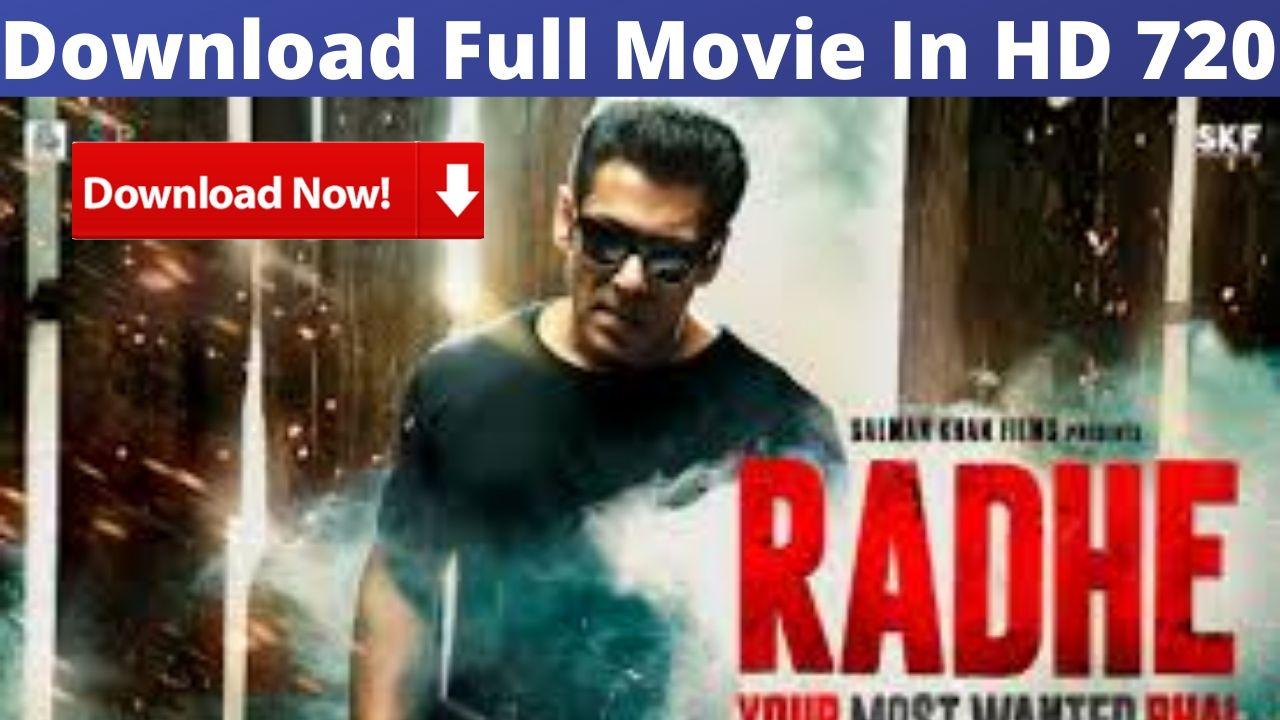 Radhe full movie download 2020