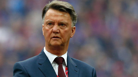 Van Gaal đã thay đổi Robben