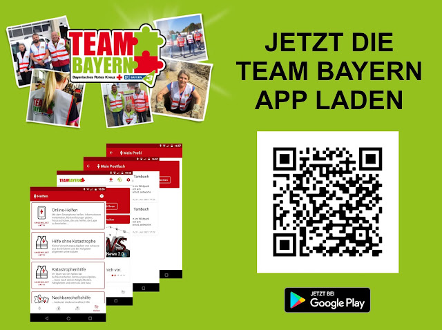 TEAM BAYERN als App laden