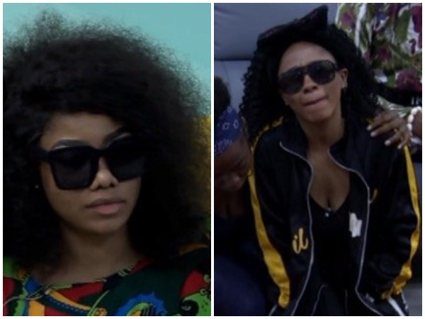 2019 BBNaija: Big Brother kicks Tacha out of house over violence