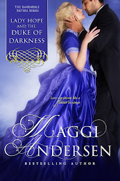 LADY HOPE AND THE DUKE OF DARKNESS- The Baxendale Sisters