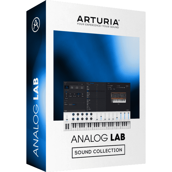 Download Arturia - Analog Lab v4.0.2.2865 Full version