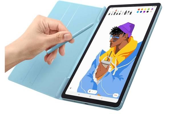 سامسونغ تكشف عن حاسوبها اللوحي الجديد Galaxy Tab S6 Lite
