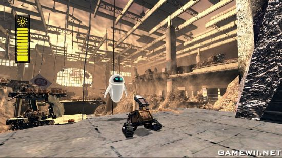 WALL E - Download Game Nintendo Wii Free