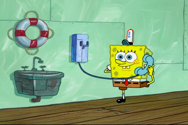 Image: Work Without Your Hands Day | Encyclopedia SpongeBobia