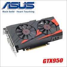 Nvidia GTX 950 2GB ddr5 graphic card