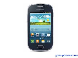 Cara Flashing Samsung Galaxy Fame GT-S6810E