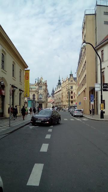 Trip w Kotlinie Kłodzkiej - dzień trzeci. Praga.