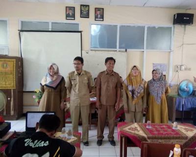 Kepengurusan KKG Gugus Kampungsawah