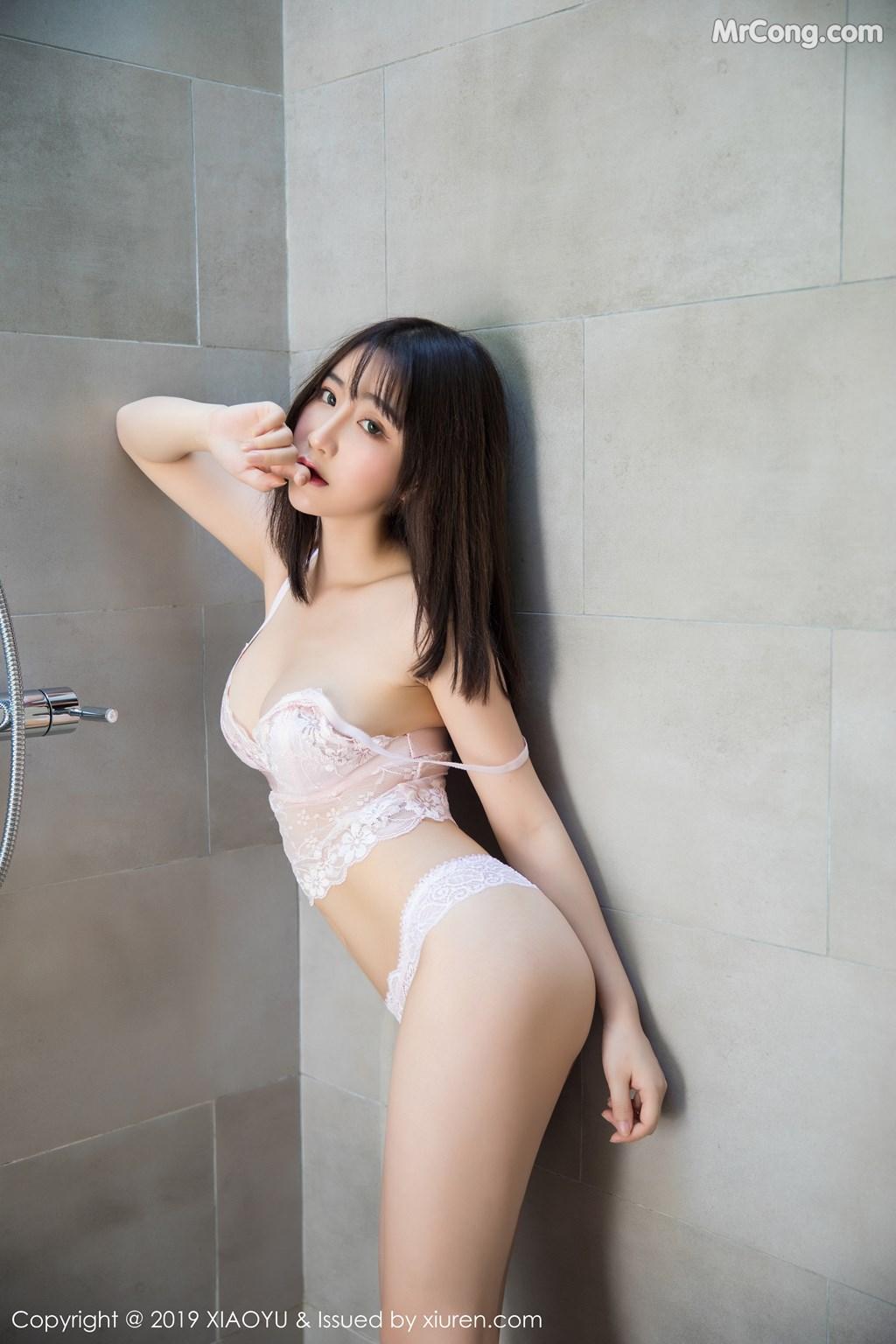 Image XiaoYu-Vol.147-Cherry-MrCong.com-061 in post XiaoYu Vol.147: 绯月樱-Cherry (66 ảnh)