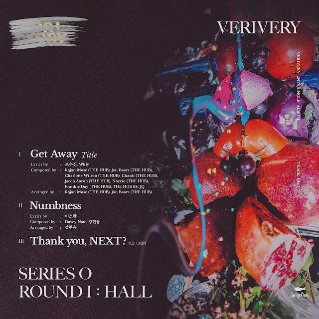 verivery series o round 1 hall