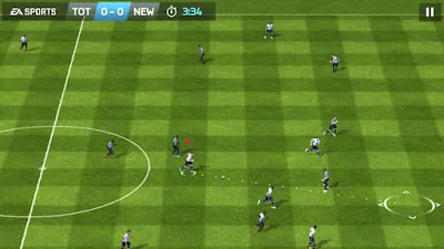 FIFA 14 Mod Apk + Data for Android Free Download