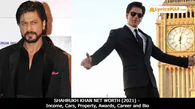 Shahrukh khan net worth 2022
