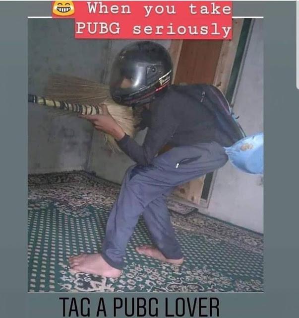 Meme PUBG Didunia Nyata Ini Kocak Abis Gamer Pasti Ngakak - xwijaya