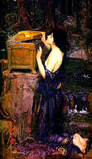 Matriarcato matriarchy il mito di pandora for Mito vaso di pandora