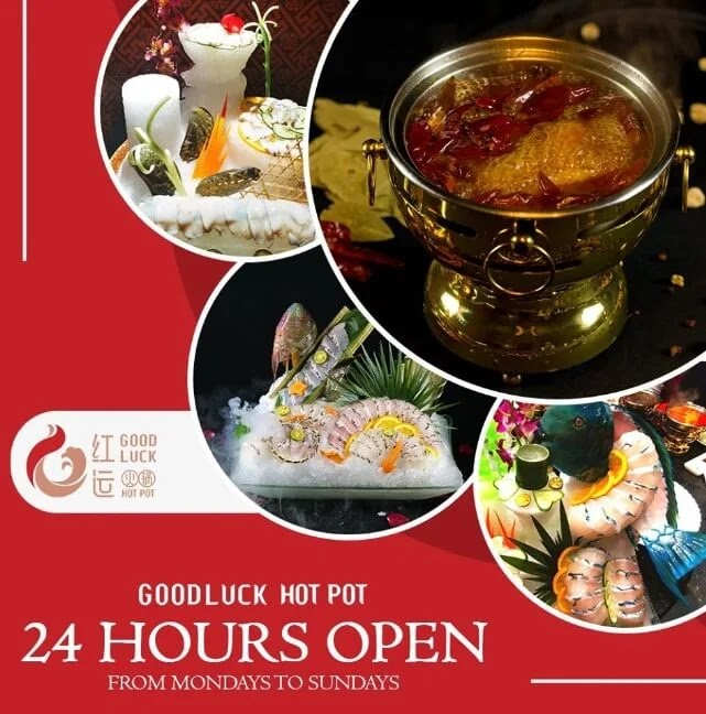 Savor the Best of China in Good Luck Hotpot Restaurant