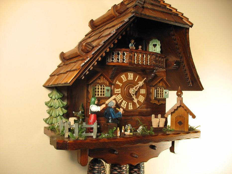 La casa chiquita la apasionante historia de los relojes - Relojes para casa ...