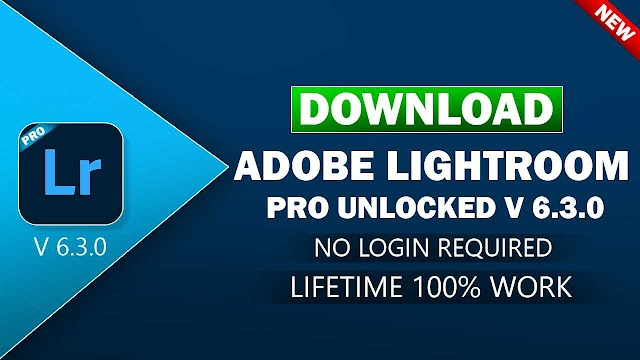 Adobe Lightroom Pro Premium Unlocked 6.3.0 APK