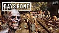 لعبة Days Gone الجنونية | قيم بلاي| 2016 E3