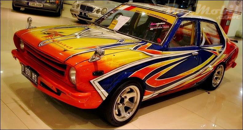 Modifikasi mobil classic