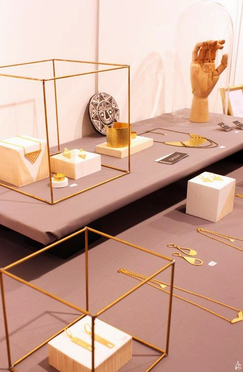 Jewellery Exhibition Stand : Modern minimalist jewelry display ideas nile corp