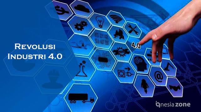 Apa Itu Revolusi Industri 4.0?- IQ Nesia Zone