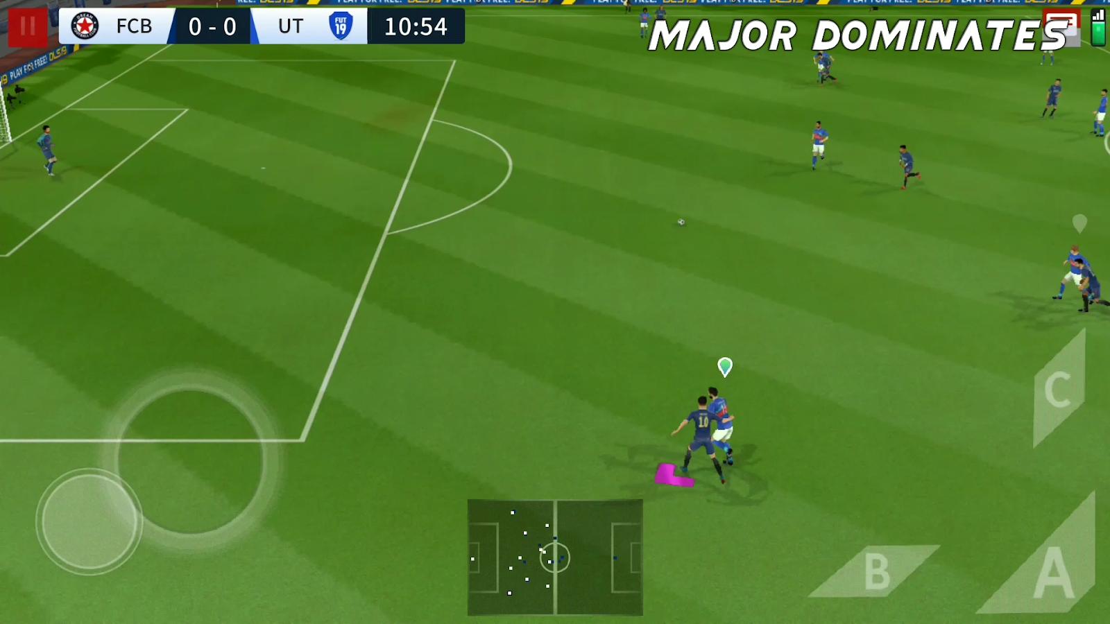 Download Dream League Soccer 2020 - Dls19 MOD - New Kits