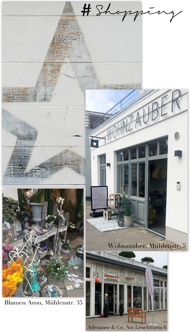Wohnzauber, Blumen Aron, Adenauer & Co, Rostock-Warnemünde