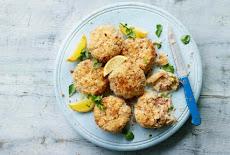 سهل ورخيص | كعكة سمك التونة  Tuna fishcakes