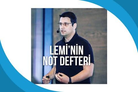 Lemi'nin Not Defteri Podcast