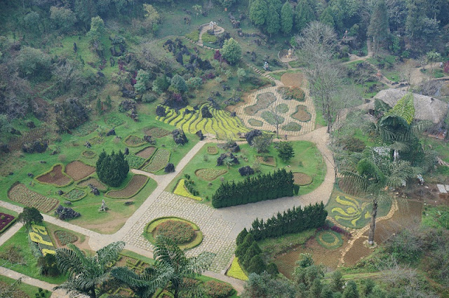 Ham Rong mountain- an attrative destination in Sapa