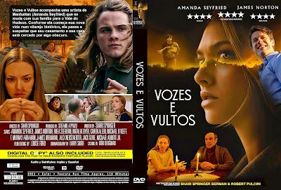 Filme Vozes e Vultos (Things Heard And Seen) DVD Capa