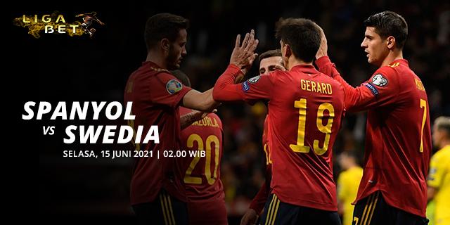 PREDIKSI PARLAY SPANYOL VS SWEDIA