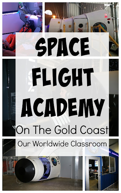 Gold Coast Attraction Space Flight Academy