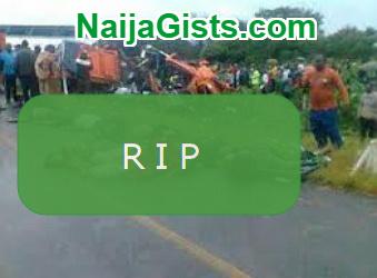 fatal accident ile ife ondo road