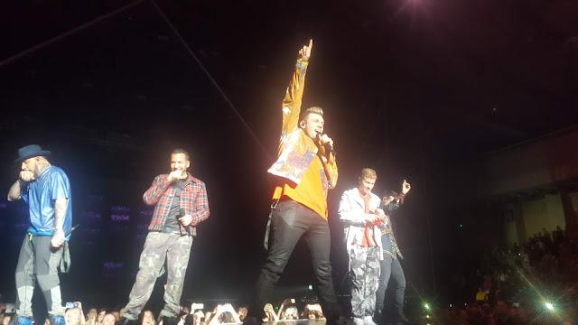 Backstreet Boys, koncert, Warszawa, Torwar