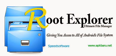 Root Explorer v4.0 Apk Update Terbaru