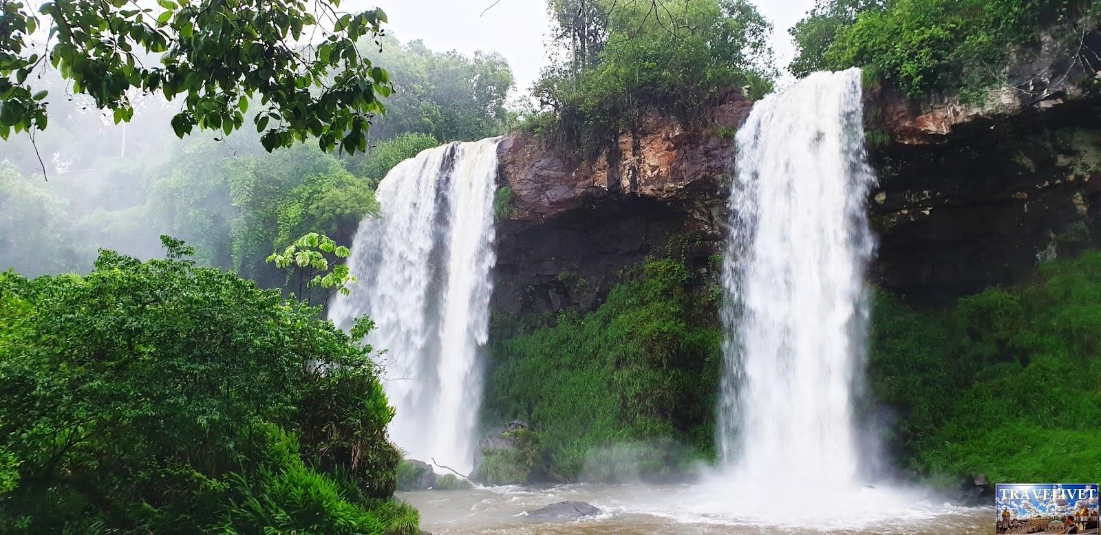 2019 Les chutes d'Iguazu du côté Argentin