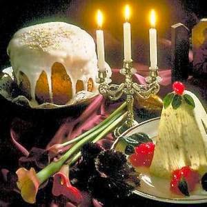 о самых основных символах Пасхи и о некоторых устоявшихся обычаях и традициях