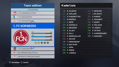PES 2018 Bundesliga Patch Team by BuliCrewPatch