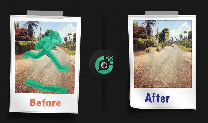 Cara Mudah Hapus Objek tak Diinginkan dari Foto