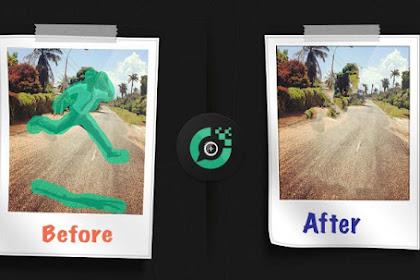 Cara Mudah Hapus Objek tak Diinginkan dari Foto Lewat Android
