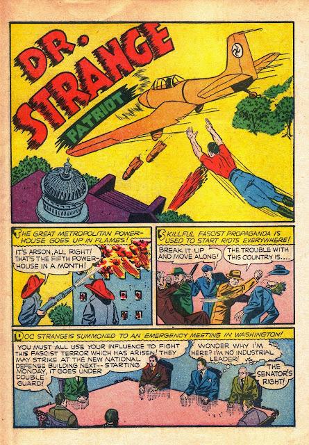 10 November 1940 worldwartwo.filminspector.com Doc Strange
