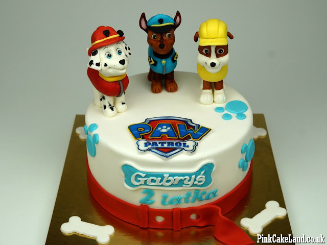 Paw Patrol Cake Shop London