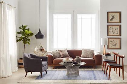 Selain Pakai Warna Terang, Ini Cara Mudah Bikin Ruangan Lebih Bersinar