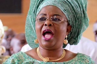 Senate Committee on Ethics instructs EFCC to unfreeze Patience Jonathan's accounts