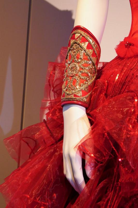 Dumbo Colette Marchant wrist costume detail